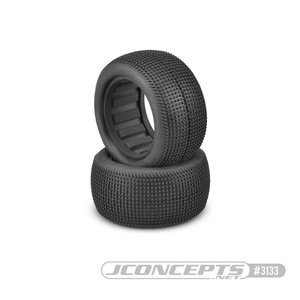 "J Concepts . JCO JConcepts Sprinter 2.2 - green compound (Fits - 2.2"" 1/10th buggy rear wheel)"