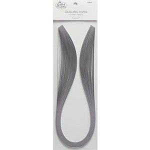 """Quilled Creations Grey Quilling Paper (1/4"""")"""