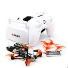 EMAX . EMX Tinyhawk II Freestyle - FPV Drone F4 5A 7000KV RunCam Nano2 700TVL 37CH 25/100/200mW VTX 2S - FrSky RTF