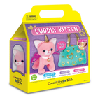 Creativity for kids . CFK Cuddly Kitten - Style your own