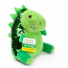 Creativity for kids . CFK Mini Sequin Pets - Dazzle the Dinosaur