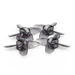 EMAX . EMX EMAX Avan Tinyhawk TH Turtlemode prop 4 blade 40mm(2prs) black