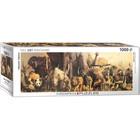Eurographics Puzzles . EGP Noah's Ark - 1000pc Puzzle - Panoramic