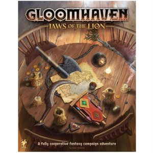 Cephalofair Games . CPH Gloomhaven: Jaws of the Lion