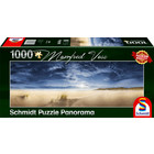 Schmidt Spiele . SSG Infinitive vastness, Sylt - 1000pc Puzzle