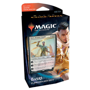 """Wizards of the Coast . WOC Magic the Gathering: Core 2021 """"BASRI"""" Planeswalker Deck"""