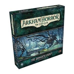 Fantasy Flight Games . FFG Arkham Horror LCG: The Dunwich Legacy Deluxe