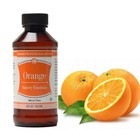 Lorann Gourmet . LAO Orange (Natural), Bakery Emulsion - 16 oz.
