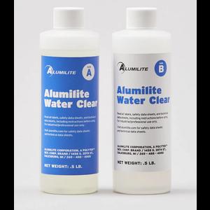 Alumilite Corp . ALU Alumilite Water Clear Kit 1 Lb