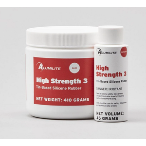 Alumilite Corp . ALU Alu. High Strength 3-1# Kit