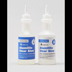 Alumilite Corp . ALU Alumilite Clear Slow 2lb