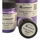 Alumilite Corp . ALU Alumidust Deep Purple Powder-3g