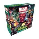 Fantasy Flight Games . FFG Marvel Champions: LCG: The Rise of Red Skull Expansion
