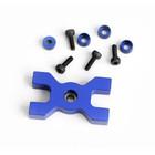 E Flite . EFL (DISC) Aluminum Tail Drive Shaft Lower Bearing Block: B400