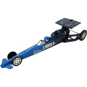 Estes Rockets . EST Blue Blurzz Rocket Powered Car