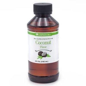 Lorann Gourmet . LAO Coconut Flavor 4 oz.