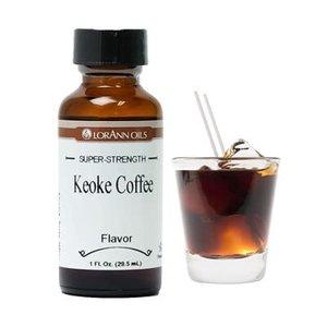 Lorann Gourmet . LAO Coffee Flavor, Keoke (Kahlua-Type) 1 oz.