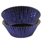 CK Products . CKP Blue Foil Baking Cup Pkg/500