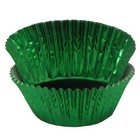 CK Products . CKP Green Foil Baking Cup Pkg/500