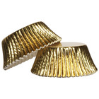 CK Products . CKP Gold Foil Baking Cup Pkg/500