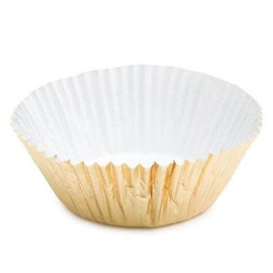 "CK Products . CKP Gold Foil ""Mini"" Baking Cup"