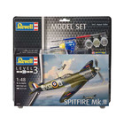 Revell of Germany . RVL Model Set. Spitfire Mk.II set