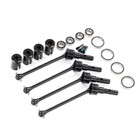 Traxxas Corp . TRA Traxxas Driveshafts, Steel Constant-Velocity (Assembled)