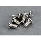 Traxxas Corp . TRA Traxxas Low Speed Spray Bar Screws, 2x4mm Roundhead Machine Screws (6)