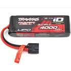 Traxxas Corp . TRA Traxxas 4000mAh 3S 11.1V 25C LiPo ID Connector Soft Case