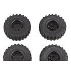 Associated Electrics . ASC Element RC Enduro24 Wheels and Tires, mounted