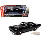 Auto World . AWD American Muscle 1969 Plymouth Roadrunner Hardtop (Hemmings Muscle Machines) - X9 Tuxedo Black