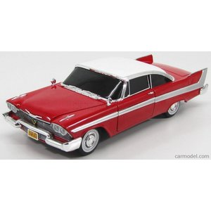Auto World . AWD Auto World 1/18 1958 Plymouth Fury (Christine)