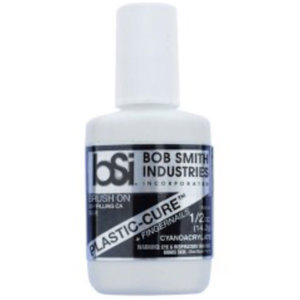 Bob Smith Industries . BSI Bob Smith Industries Brush On CA Great For Plastic Models (1/2oz)