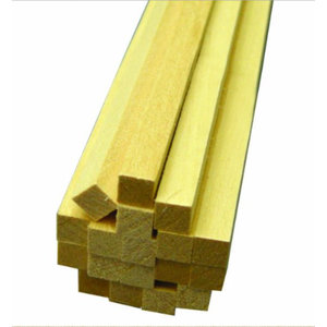 Midwest Products Co. . MID Basswood Strips 5/16SQX24