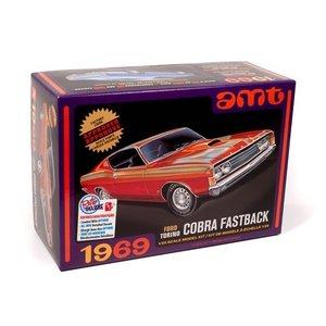 AMT\ERTL\Racing Champions.AMT 1/25 1969 Ford Torino Cobra Fastback