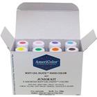 AmericaColor . AME AmeriColor .75oz Soft Gel – Junior Kit