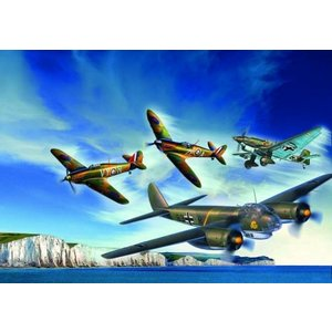 Revell of Germany . RVL 1/72 Battle Of Britain 80th Anniversary Set