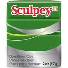 Sculpey/Polyform . SCU Leaf Green - Sculpey Clay 2oz