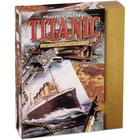 University Games . UGI Murder On The Titanic Jigsaw Shaped Puzzle 1000 pcs