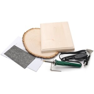 Walnut Hollow . WNH Creative Woodburning Craft Kit 1