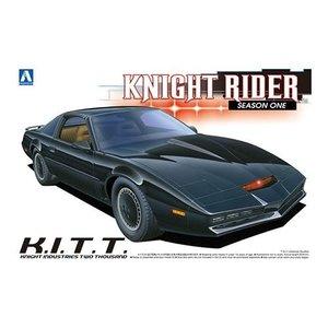 Aoshima . AOS 1/24 Knight Rider 2000 K.I.T.T.