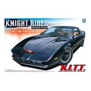 Aoshima . AOS 1/24 Knight Rider 2000 K.I.T.T. Season Four