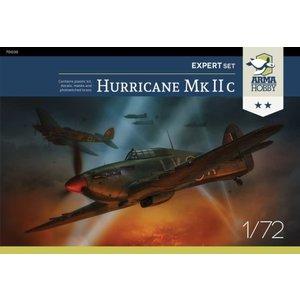 Arma Hobby . ARH 1/72 Hawker Hurricane Mk.IIc Expert Set