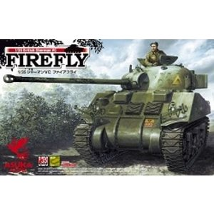 Asuka . ASK 1/35 British Sherman 5C Firefly
