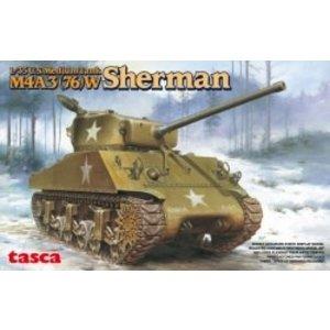 Asuka . ASK 1/35 M4A3(76)W Sherman