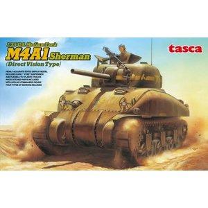 Asuka . ASK 1/35 M4A1 Sherman Direct Vision Type