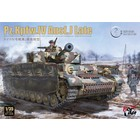 Border Model . BDM 1/35 Panzer IV Ausf.J Late