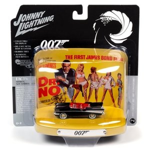 Johnny Lightning . JNL 1/64 1957 Chevy Bel Air James Bond Dr. No
