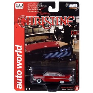 Auto World . AWD 1/64 Christine 1958 Plymouth Fury