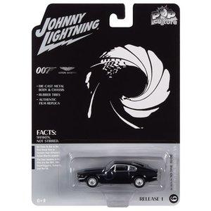 Johnny Lightning . JNL 1/64 1987 Aston Martin James Bond
